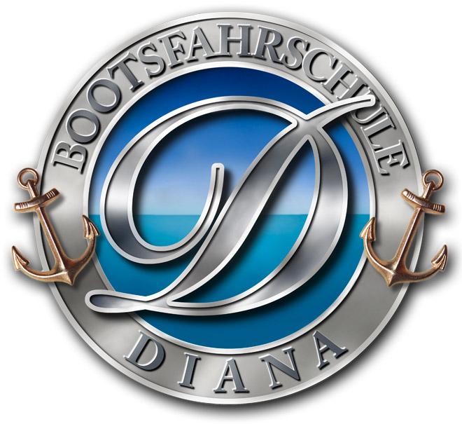 Bootsfahrschule Diana Logo